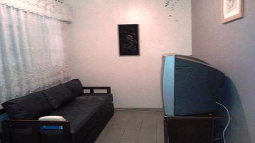 Apartamento, código 933601 em Praia Grande, bairro Guilhermina