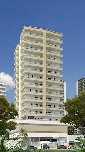 Apartamento, código 925701 em Praia Grande, bairro Boqueirão