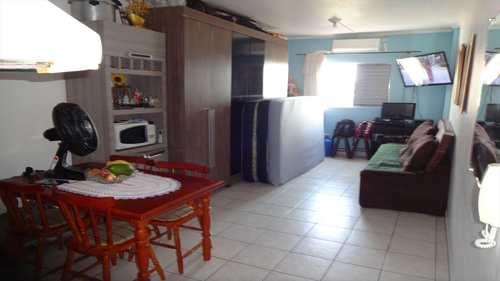 Kitnet, código 923501 em Praia Grande, bairro Ocian