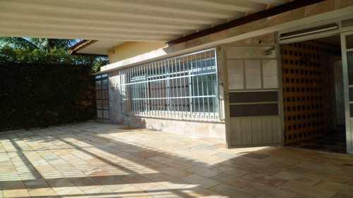 Casa, código 910501 em Praia Grande, bairro Jardim Imperador