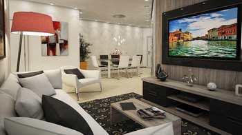 Apartamento, código 906201 em Praia Grande, bairro Canto do Forte
