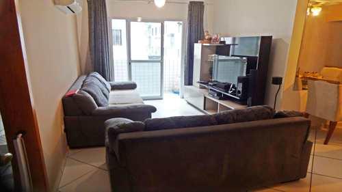 Apartamento, código 899101 em Praia Grande, bairro Guilhermina