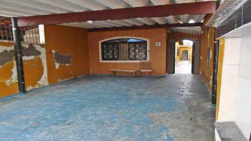 Casa, código 884701 em Praia Grande, bairro Guilhermina