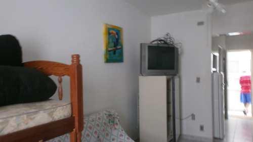 Kitnet, código 879301 em Praia Grande, bairro Mirim