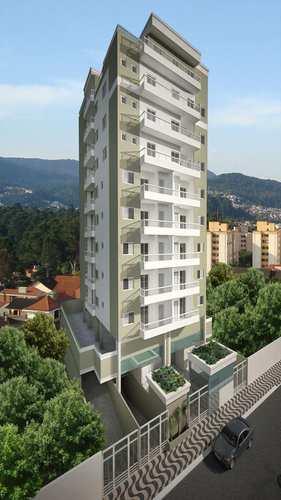 Apartamento, código 869001 em Praia Grande, bairro Mirim