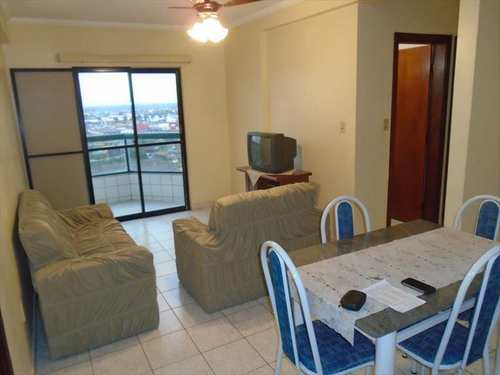Apartamento, código 864701 em Praia Grande, bairro Aviação