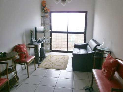 Apartamento, código 864601 em Praia Grande, bairro Aviação