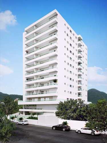 Apartamento, código 854101 em Praia Grande, bairro Boqueirão