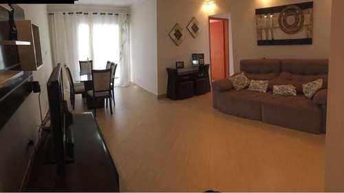 Apartamento, código 852101 em Praia Grande, bairro Aviação