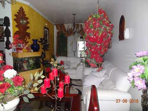 Apartamento, código 848901 em Praia Grande, bairro Guilhermina