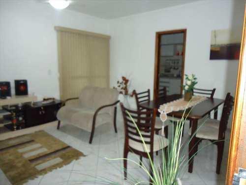 Apartamento, código 839101 em Praia Grande, bairro Guilhermina