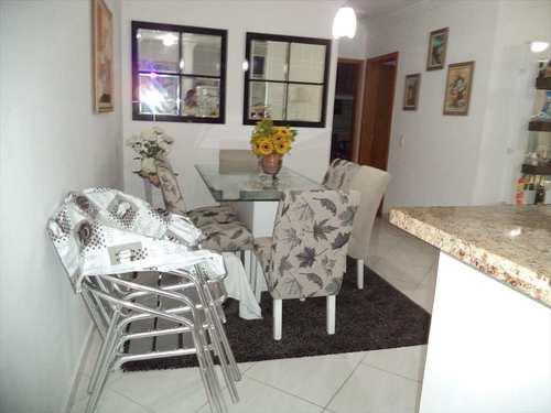 Apartamento, código 838801 em Praia Grande, bairro Boqueirão