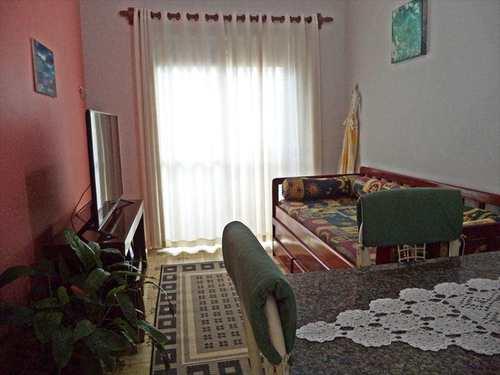 Apartamento, código 835201 em Praia Grande, bairro Aviação
