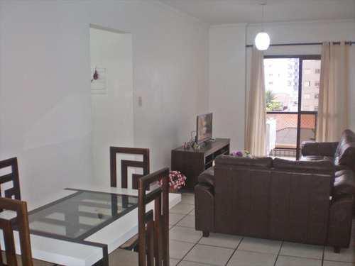 Apartamento, código 835101 em Praia Grande, bairro Aviação