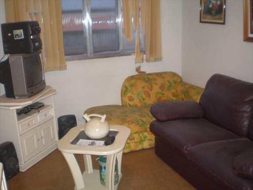 Apartamento, código 819901 em Praia Grande, bairro Guilhermina