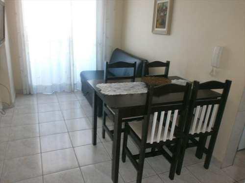 Apartamento, código 816101 em Praia Grande, bairro Mirim