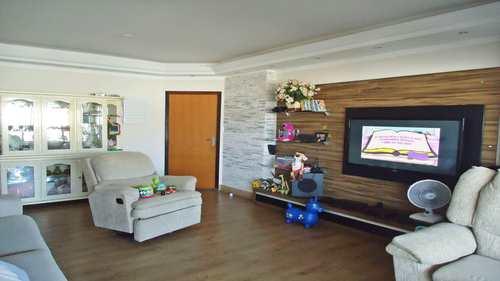 Apartamento, código 815701 em Praia Grande, bairro Guilhermina