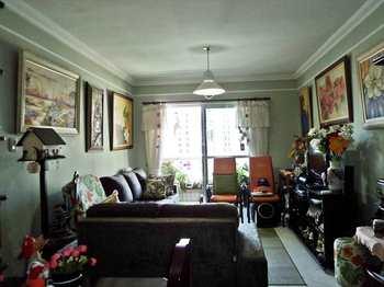 Apartamento, código 804901 em Praia Grande, bairro Guilhermina