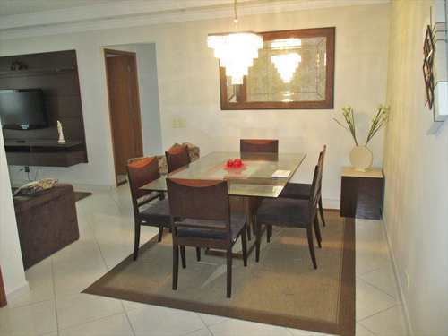 Apartamento, código 799201 em Praia Grande, bairro Aviação
