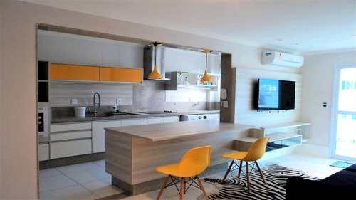 Apartamento, código 794300 em Praia Grande, bairro Tupi