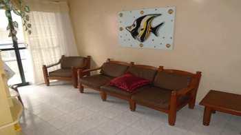 Apartamento, código 785800 em Praia Grande, bairro Mirim