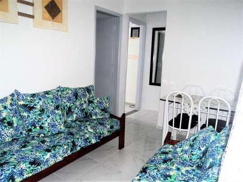 Apartamento, código 784600 em Praia Grande, bairro Tupi