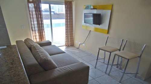 Apartamento, código 783800 em Praia Grande, bairro Ocian