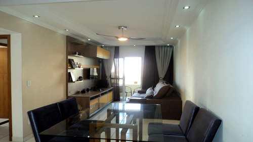 Apartamento, código 781200 em Praia Grande, bairro Aviação