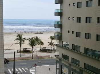 Apartamento, código 766701 em Praia Grande, bairro Aviação