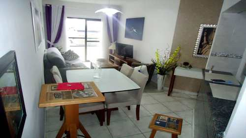 Apartamento, código 763200 em Praia Grande, bairro Tupi
