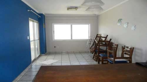 Apartamento, código 760100 em Praia Grande, bairro Caiçara