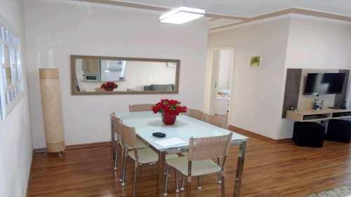 Apartamento, código 759600 em Praia Grande, bairro Ocian