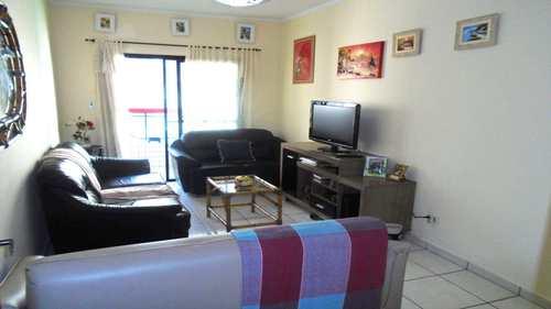 Apartamento, código 756300 em Praia Grande, bairro Aviação