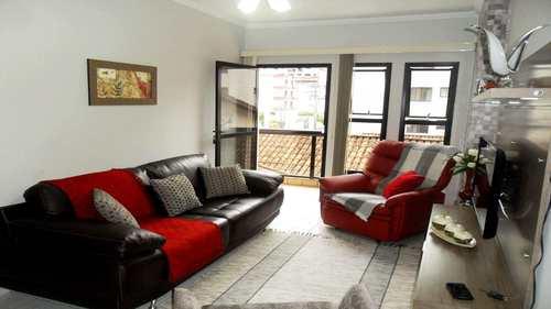 Apartamento, código 753800 em Praia Grande, bairro Ocian