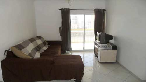 Apartamento, código 751300 em Praia Grande, bairro Tupi