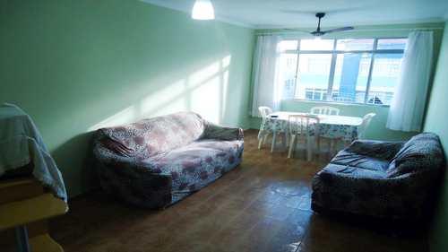 Apartamento, código 750700 em Praia Grande, bairro Tupi