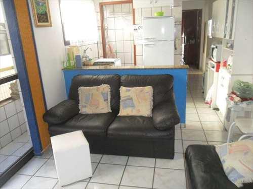 Apartamento, código 750701 em Praia Grande, bairro Ocian