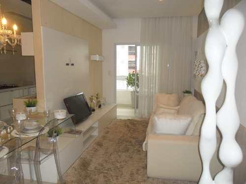 Apartamento, código 748301 em Praia Grande, bairro Boqueirão