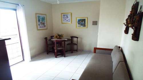 Apartamento, código 747400 em Praia Grande, bairro Guilhermina