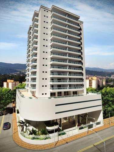 Apartamento, código 747101 em Praia Grande, bairro Boqueirão