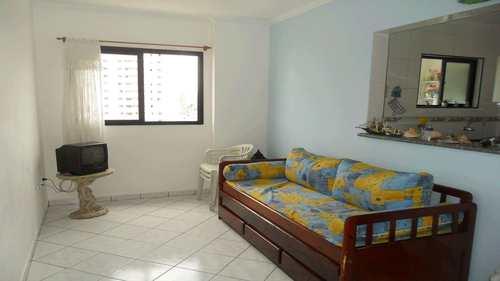 Apartamento, código 744800 em Praia Grande, bairro Aviação