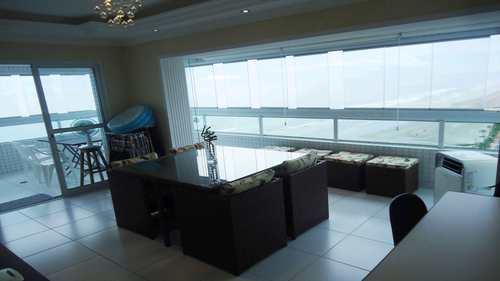 Apartamento, código 737700 em Praia Grande, bairro Solemar