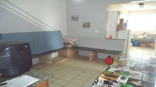 Apartamento, código 736100 em Praia Grande, bairro Tupi