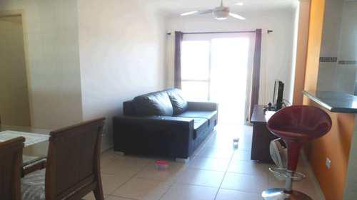 Apartamento, código 734600 em Praia Grande, bairro Mirim
