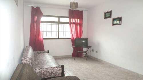 Apartamento, código 732600 em Praia Grande, bairro Aviação