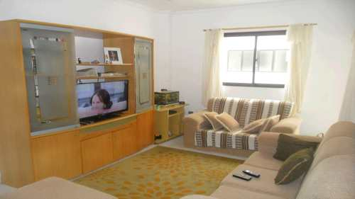 Apartamento, código 732300 em Praia Grande, bairro Aviação