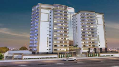 Apartamento, código 729600 em Praia Grande, bairro Canto do Forte