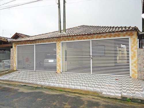 Casa, código 725801 em Praia Grande, bairro Maracanã