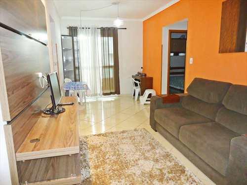 Apartamento, código 725601 em Praia Grande, bairro Aviação