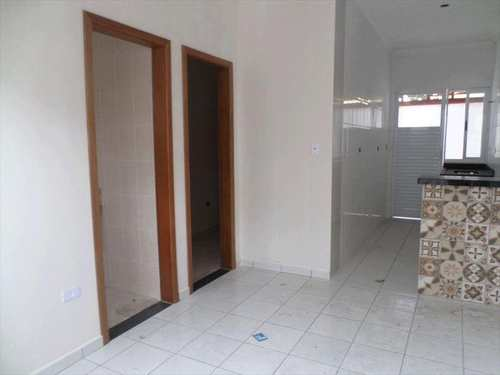 Casa, código 725200 em Praia Grande, bairro Maracanã